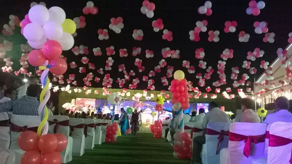 small parties in madhapur