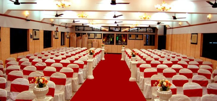 Make Your Celebration To Be More Blissful With The Best Function Halls In Hyderabad