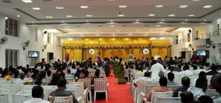 Make Your Birthday Party To Be More Blissful With The Best  Function Halls For Birthday Parties In Hyderabad